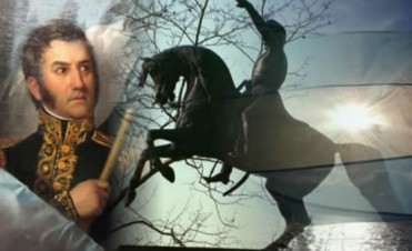 Acto central con motivo del 165º Aniversario del Fallecimiento del Gral. Josè de San Martìn