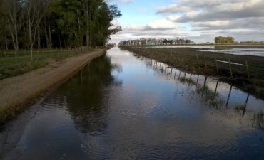 Desidia, lluvia e inundaciones