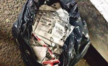 Escándalo en Tucumán: descubren a fiscales intentando cambiar 2 mil votos