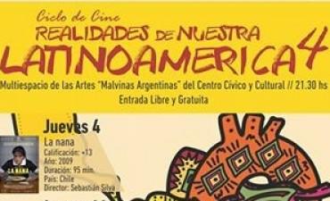 """CICLO DE CINE:  """"Realidades de nuestra Latinoamèrica 4"""