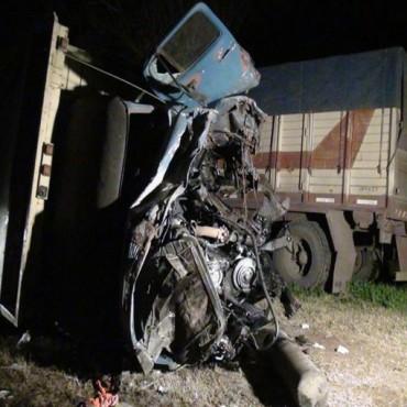 Un hombre y una mujer de nuestro distrito, murieron tras un accidente sobre la RN 188, en inmediaciones de Rojas