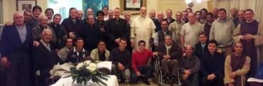 Los sacerdotes de la diócesis se reunieron una semana entorno a 'La alegría del amor'