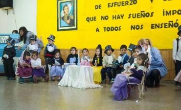 Se realizò el acto central en homenaje al Gral San Martin