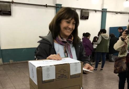 """PASO 2017. Votó Tundis: """"Estas elecciones son un desafío muy grande"""""""