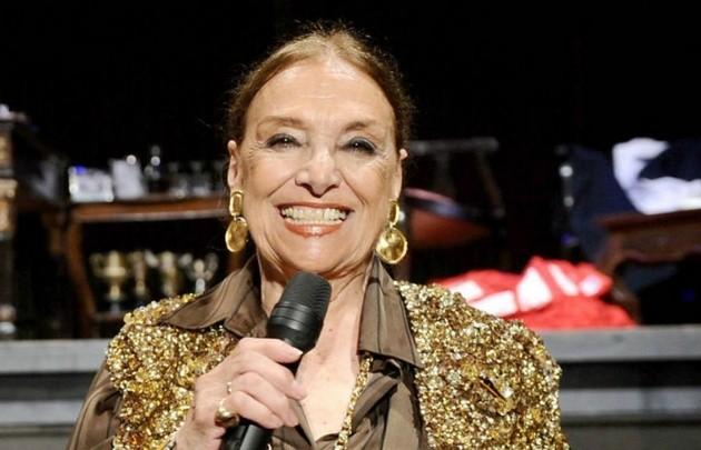 Falleció la cantante y actriz española Nati Mistral