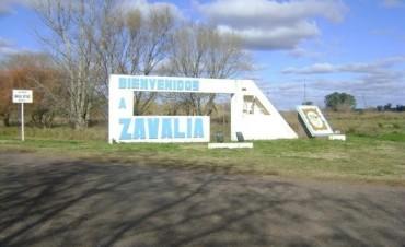 Gran peña en Zavalia y con entrada gratis