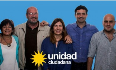 CIERRE DE CAMPAÑA: Unidad ciudadana Lista 503. El mensaje para Gral Viamonte