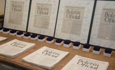 La Provincia deja de imprimir el Boletín Oficial y lo digitaliza