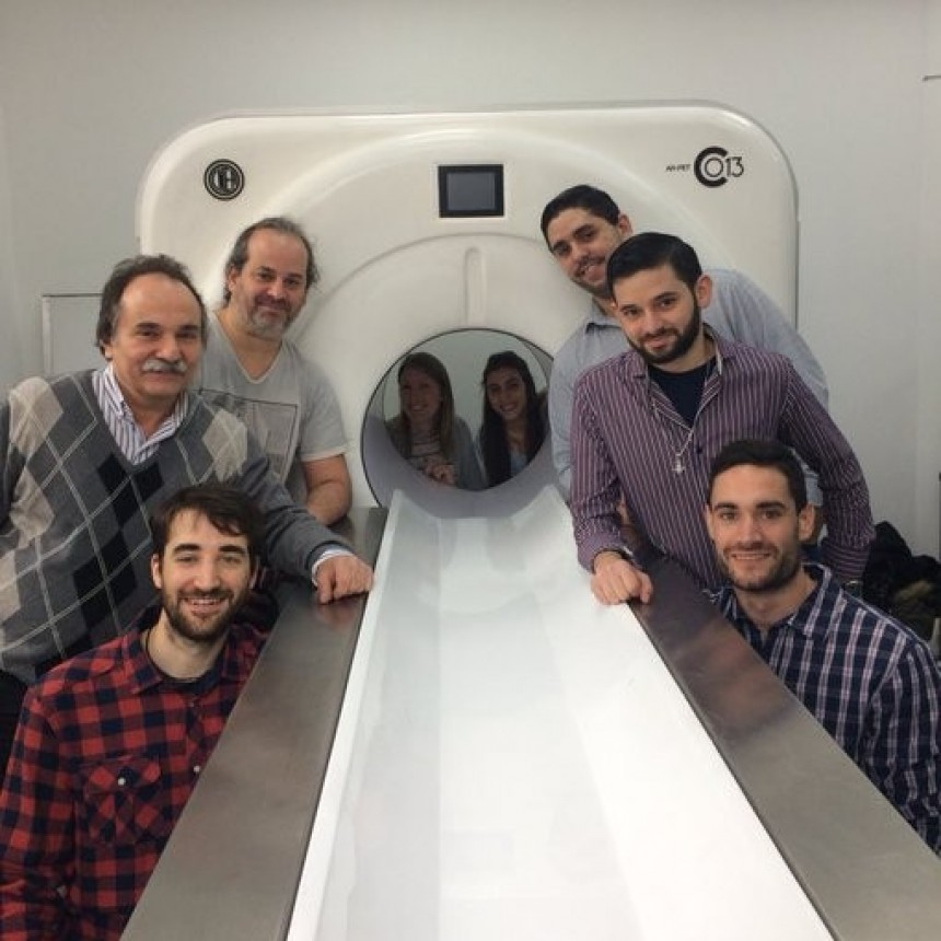 Funcionará en el Hospital de Clínicas el primer tomógrafo fabricado en el país, participa un hijo de una Toldense