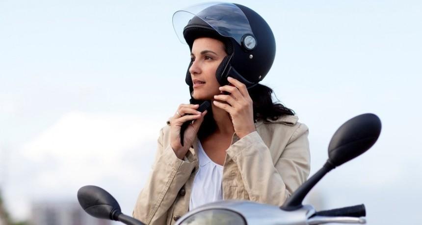 Casco en moto: ¿Para qué?. Presenta la Oficina de Educación Vial y Concientización en Tránsito