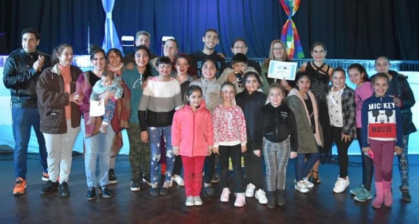 2° Encuentro de Danzas, Vedia 2019.  Merecidísimo reconocimiento!