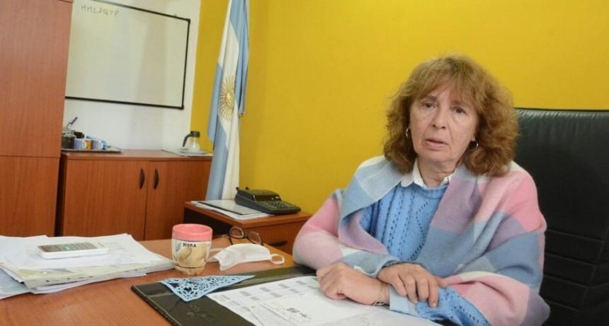 Falleció Nora Etchenique, directora del Instituto de Hemoterapia de la Provincia