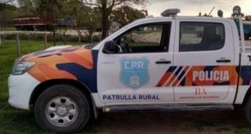 Un hombre de 43 años se quitó la vida en un campo dentro del partido de Gral Viamonte