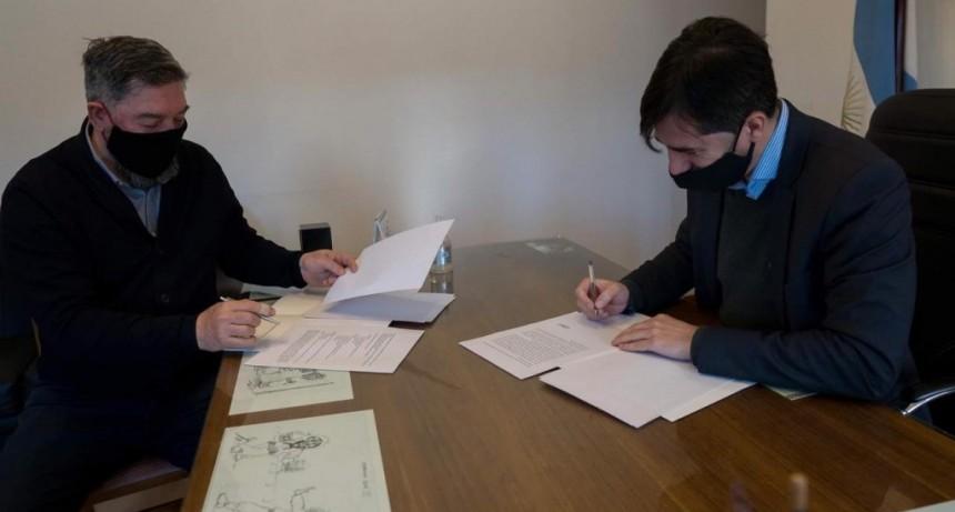 Convenio para despapelizar el municipio
