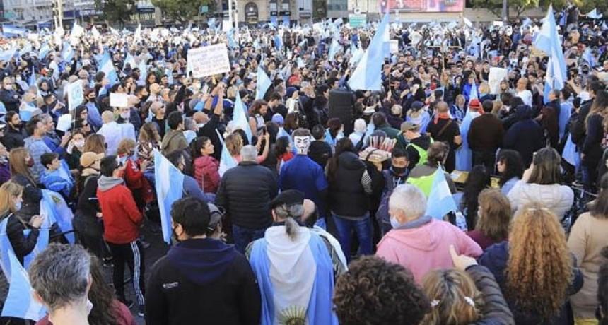 La movilización más importante desde el triunfo de Alberto By Guillermo Cherashny