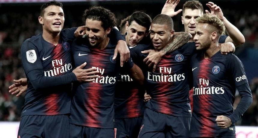 Los jugadores del PSG ganarán más de un millón de euros si obtienen la Liga de Campeones