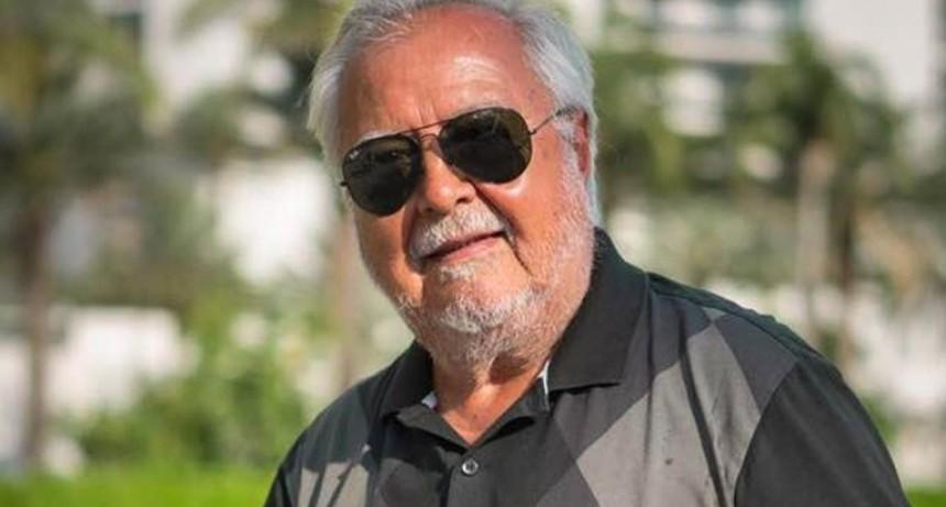 Murió Quique Dapiaggi, exitoso conductor de los años 80