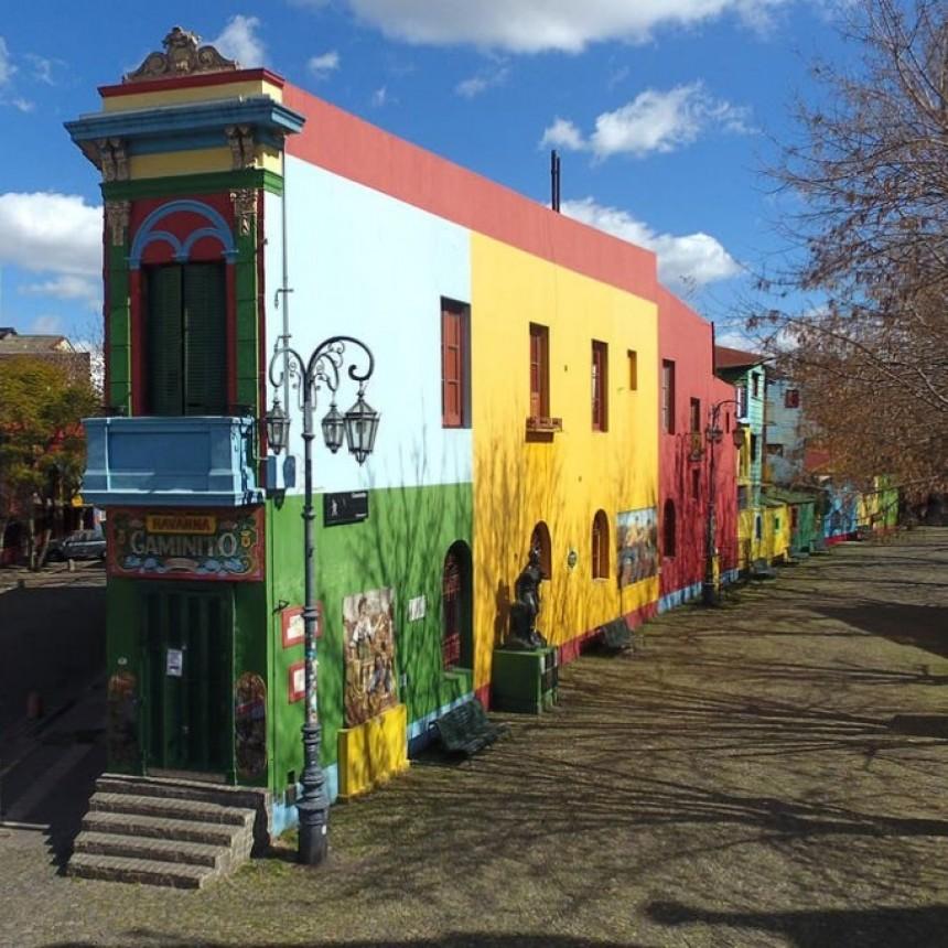 El barrio de La Boca cumplió 150 años