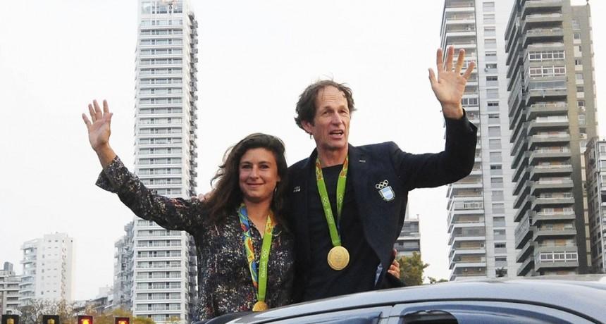 La dupla Lange-Carranza Saroli competirá la semana próxima en Alemania