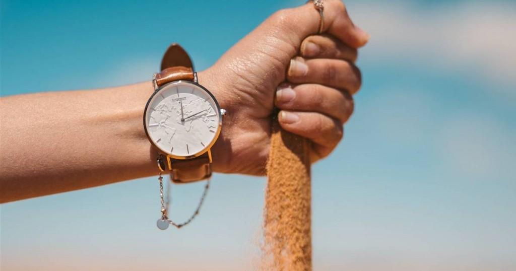 LIC PAOLA VACAREZZA: Cómo estas hoy? La importancia del tiempo