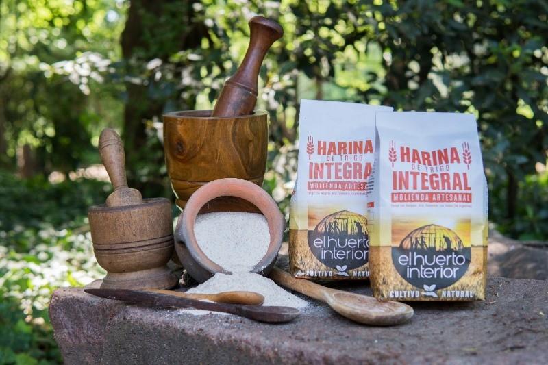 MARCELA Y MARCOS CALDERON | Productores bonaerenses apuestan por la harina agroecológica. Uds ya la conocen