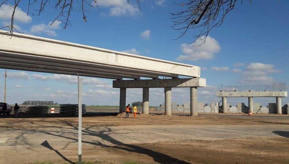 Autopista de Ruta 7 | Comenzarán a pavimentar la variante de Chacabuco