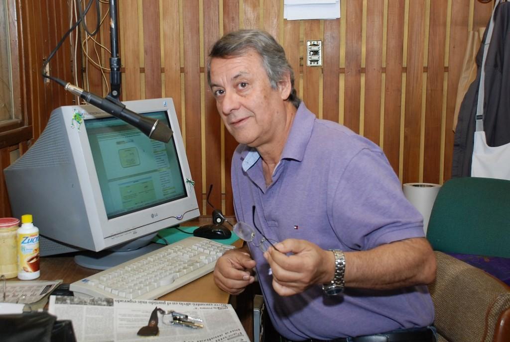 Murió Rubén Darío Vasallo, un pilar esencial de la radio juninense
