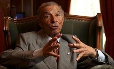 Falleció el juez federal platense Manuel Humberto Blanco
