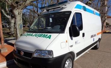 El Ministerio de Salud nacional entregó una unidad sanitaria móvil 0 km.