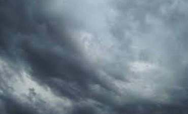 Anticipan lluvias y tormentas para èsta  noche