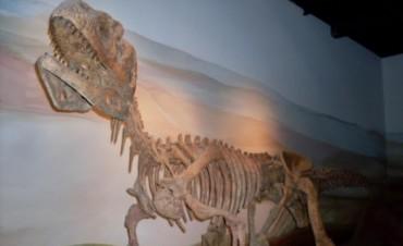 Los Toldos recibe por primera vez una muestra itinerante con dinosaurios
