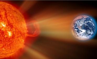 Una tormente solar extrema se dirige a la Tierra este fin de semana