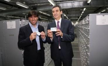 Bossio y Randazzo incorporan el CUIL al DNI
