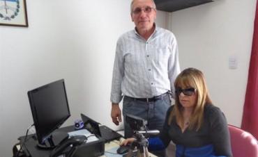 "La Senadora Provincial Elida ""Chiquita"" Villa, visito la Localidad de Baigorrita"
