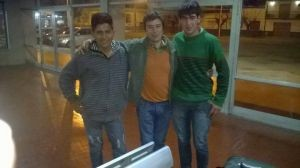 CEPT N° 21, integrantes del proyecto de ciencias llegaron a Misiones
