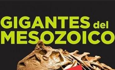 """Publico de  Los Toldos, Baigorrita, Junín,Chacabuco y Chivilcoy, visitaron nuestro museo y la muestra: """"GIGANTES DEL MESOZOICO"""""""