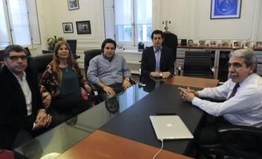 General Viamonte recibirá  1.300.000 pesos en fondos para arreglo de caminos rurales, lo anunciò Viviana Raquel Guzzo