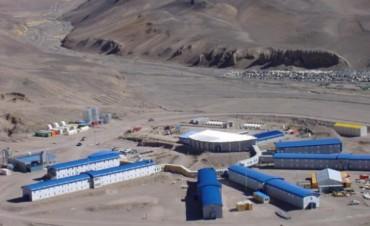 Se volcó más de un millón de litros de solución cianurada