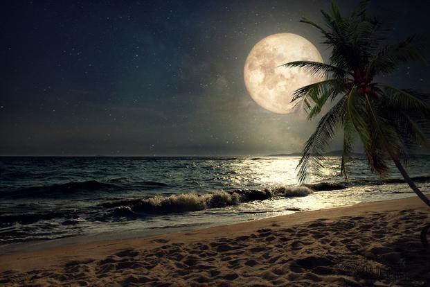 La Luna se habría formado con parte de la Tierra, luego del impacto con otro planeta