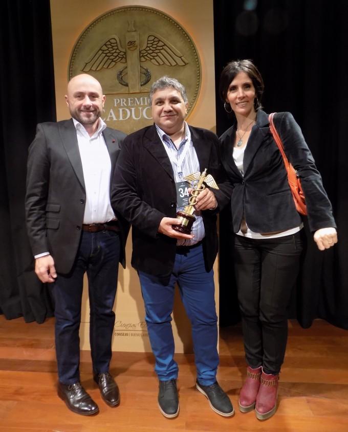 El Consejo Profesional de Ciencias economicas, llevó a cabo la XXV edición del Premio Caduceo