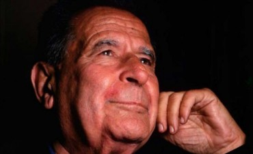 Falleció el prolífico escritor y guionista Dalmiro Sáenz