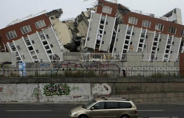60 muertos por el terremoto más potente en 100 años