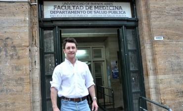 El país habla de él: Médico de Catriló atiende GRATIS, los viernes, a pacientes que no tengan obra social ni prepaga