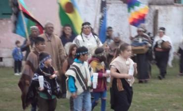 La Comunidad Hnos Mapuches de Los Toldos, invita para el domingo 1 de octubre