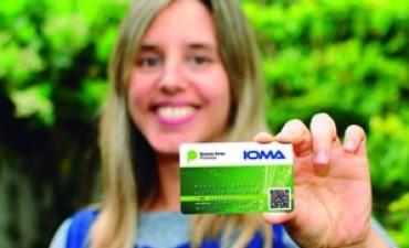 IOMA: las credenciales de papel perderán validez el 1° de noviembre