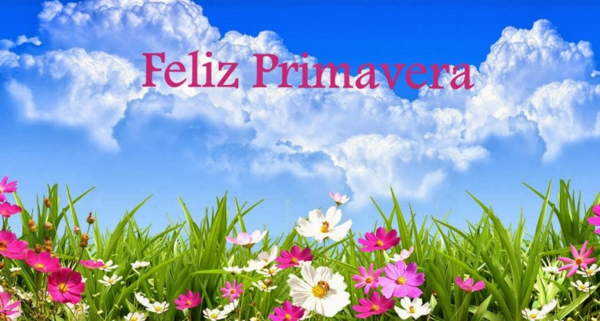 Se viene el día de la primavera y se festejará en el corredor Sadoc Maidana de Los Toldos