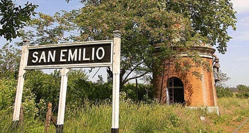 La localidad de San Emilio cumple 126 años de vida y se prepara una serie de festejos en el pueblo