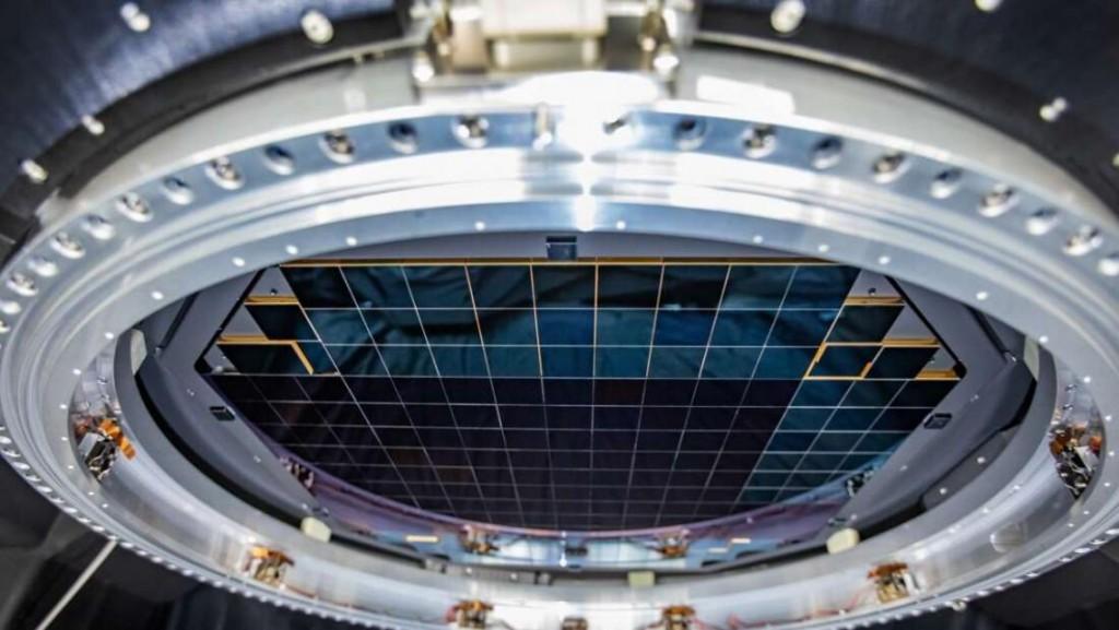 3.200 megapíxeles: así es la cámara que hará fotos del espacio