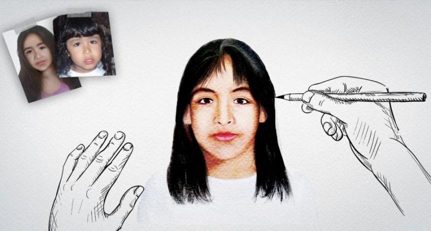 """Medios de Capital federal, le dedican sus páginas a un Toldense. El dibujante que mantiene actualizada la imagen de Sofía Herrera: """"Encontrarla es uno de los objetivos más importantes que tengo"""