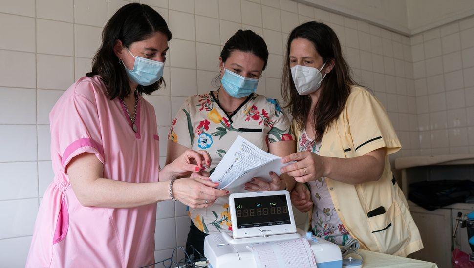 LOS TOLDOS| Nuevo monitor fetal de alta tecnología